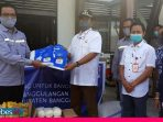 DS-LNG Salurkan Bantuan Sembako dan Perlengkapan Medis di Banggai