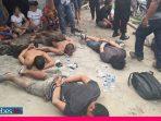 Grebek Narkoba di Tengah Covid-19, Polisi Tangkap 20 Orang, Sabu dan Uang di Tatanga