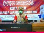 Kota Palu bukan Transmisi Lokal, Berikut Penjelasan Lengkap Dinkes Palu
