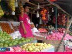 Pedagang Buah di Palu Keluhkan Sepi Pembeli, Akibat Dampak Virus Corona
