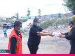 Jumat Berkah, Pengurus PDIP Sulteng Bhakti Sosial dan Pembagian Nasi Kotak
