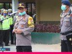 Polda Sulteng Bentuk Kompi Kontijensi Antisipasi Kemungkinan Buruk Akibat Corona