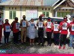 Karang Taruna Desa Tangkura Imbau Masyarakat Merasa Gejala Covid-19 Segera Melapor