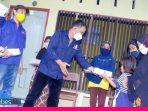 DPD NasDem Palu Bagi 500 Paket Takjil Kepada Masyarakat