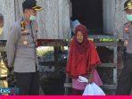 Polri Peduli Covid-19, Polres Morowali Santuni Pondok Pesantren Jelang Bulan Suci Ramadhan 2020