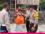 Di Tengah Pandemi Covid-19, Polres Morowali Gelar Dapur Umum TNI-Polri