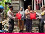 Kapolsek Batui Intens Sentuh Warga Berekonomi Lemah melalui Program Bosque