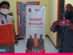 Rumah Zakat Bagikan Sembako dan Masker untuk Jurnalis di Luwuk