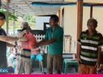 Keluarga Lyanto Pengusaha Sukses di Poso Bagikan APD, Sembako dan 1.500 Masker