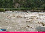 Hujan Deras, Seorang Warga Sigi Terseret Arus Sungai