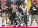 Dua Pencuri di Rumdin Wakajati Sulteng Ditembak Polisi