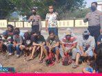 Lagi, Polisi Grebek Judi Sabung Ayam di Tengah Pendemi Covid 19