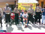 Polsek Palu Barat Ringkus Pelaku Curanmor 15 TKP di Palu