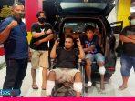 Tiga Pelaku Pencurian Barang Elektronik di Palu Timur Terpaksa Ditembak Polisi