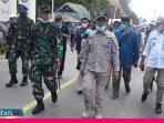 Wagub Sulteng Berikan Bantuan APD untuk Petugas Posko di Perbatasan Sulteng-Gorontalo