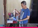Cegah Penyebaran Covid-19, Wakil Ketua DPRD Morowali Berdayakan Ibu-ibu Menjahit Masker