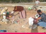 Sambut Ramadhan, Pekuburan Massal Korban Bencana di Palu Mulai Ramai Diziarahi Warga