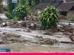 Banjir Bandang di Desa Sungku Kulawi, 37 Orang Warga Terpaksa Mengungsi