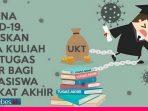 Akibat Corona, Petisi Bebaskan Biaya Kuliah Tembus 50 Ribu Tanda Tangan
