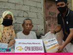 Jelang Idul Fitri, CPM Berbagi Bersama Dhuafa