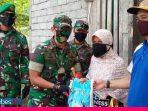 Sembako, Masker dan Takjil Dibagikan di Bulan Suci Ramadhan, Dandim: Ini Untuk Warga Kurang Mampu