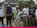 Relawan FPI Poso Bantu Korban Banjir Lore Utara