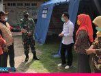 LO BNPB RI Pantau Penanganan Covid-19 oleh Gugus Tugas Sigi