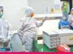Ketambahan 6 Pasien dari Buol, Tolitoli dan Poso, Jumlah Positif Corona di Sulteng 126 Orang