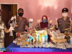 Polsek Bahodopi Amankan 271 Kantong Cap Tikus, Tersangka Menjual Karena Faktor Ekonomi