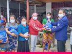 DPD NasDem Poso Salurkan 800 Paket Sembako di 11 Wilayah Korban Banjir