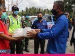 NasDem Sulteng Bantu 1.500 Paket Sembako untuk Korban Banjir Poso