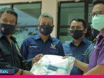 NasDem Sulteng Serahkan Bantuan APD kepada IDI, PPNI dan PDGI