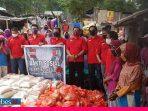 Komunitas Pajero Indonesia One Chapter Tadulako, Bagikan 500 Paket Parcel Lebaran untuk Warga Palu