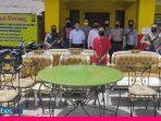 Tangkap Spesialis Pencuri di Meubel, Polisi Sita Meja Makan dan Kursi Ukiran
