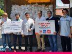 Pertamina Serahkan 10.000 Paket Sembako ke Posko Satgas Bencana Nasional BUMN di Sulawesi Tengah