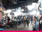 Seakan tak Peduli Covid-19, Warga Padati Sejumlah Pusat Perbelanjaan di Palu