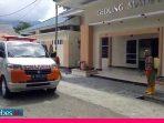 9 Orang Keluarga Almarhumah Dosen Untad Positif Covid-19 di Palu kini Dirawat di Asrama Haji