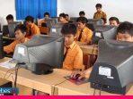 SMP Al-Azhar Mandiri Palu Manfaatkan E-Learning dalam Pelaksanaan Ujian Kenaikan Kelas di Masa Pandemi Covid-19