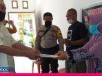 Jelang Lebaran, Baznas Poso Bagikan Uang Tunai Untuk Korban Banjir