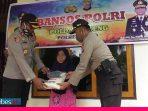 Laksanakan Instruksi Kapolri, Polres Poso Sediakan 10 Ton Beras Untuk Bantu Warga Terdampak Covid-19