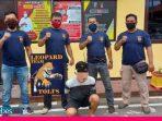 Polres Tolitoli Bekuk Satu Pelaku Curas di Kamar Kos
