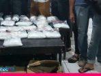 Polisi Gagalkan Penyelundupan 25 Kg Sabu Asal Malaysia dengan Hardtop di Pantoloan