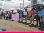 Mahasiswa UNTAD Tuntut Petinggi Universitas Adakan Dialog Keringanan UKT di Masa Pandemi