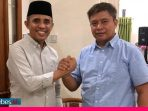 Pilgub Sulteng, Anwar Hafid Minta Dukungan Perindo Sulteng