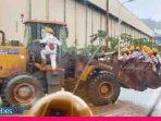 Banjir Hantam Bahodopi, Kawasan IMIP Sempat Terendam Tapi Aktifitas tidak Terganggu