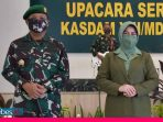 Hasil Swab Danrem 132/Tadulako Brigjen TNI Farid Makruf dan Istri Negatif Covid-19