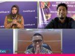 Ketua AJI Palu : Media Berperan Saat Masa Transisi Menuju Aman COVID-19 dan Produktif