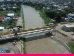 Proyek Jembatan 5 Palu Tak kunjung Rampung Padahal Dua Kali Diadendum