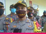 Antisipasi Situasi Terburuk, Polres Palu Siagakan Personel Jelang Pemberlakuan New Normal