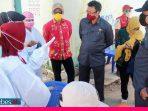 Cegah Penyebaran Covid-19, Komisi IV DPRD Sulteng Tinjau Posko Diperbatasan